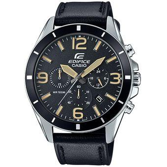 0c2f8a565cd4 Compra Reloj Casio - Edifice EFR-553L-1BV Negro Hombre online ...