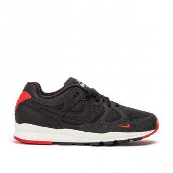 Compra Zapatillas Deportivas Hombre Nike Air Span II SE–Negro online ... 1ba6e7bf01b9c