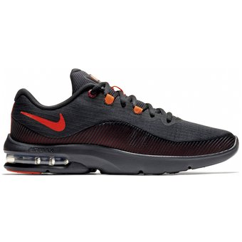 Compra Zapatillas Nike Para Hombre-Negro Rojo AA7396-004 (7-10) AIR ... bb9f4241089b