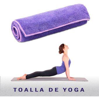 Compra Toalla de Yoga algodón online  9177f62ff005