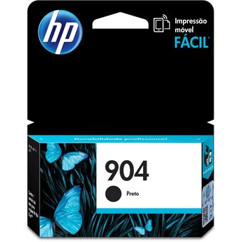 Cartucho de Tinta HP 904-Negro