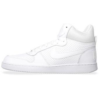 huge selection of 9e3fb 4c899 Agotado Tenis Nike Court Borough Mid - 838938111 - Blanco - Hombre