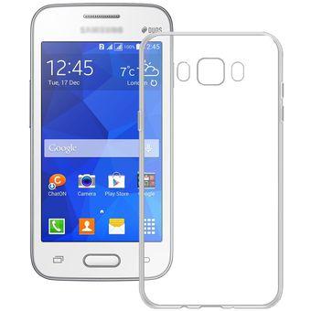 f09965c8888 Funda Para Samsung G313 Galaxy Ace 4 Silicon TPU - Transparente