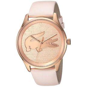 d849883cf96e Reloj Análogo marca Lacoste Modelo  2000997 color Rosa para Dama