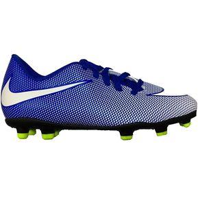 Zapatos Fútbol Fútbol Hombre Nike Bravata II FG -Azul a89d176342b57