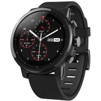 Xiaomi Huami Amazfit Smart Sports Watch 2 Edición Internacional(negro)