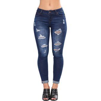 Caderas Ajustadas Denim Pantalones De Mezclilla Para Mujer Linio Mexico Ge032fa0qmygnlmx
