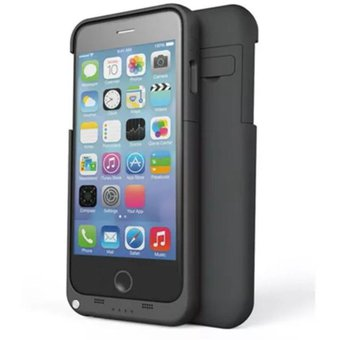 d7ae49dde0e Agotado Power Case - Batería Externa 42000 Mah Para IPhone 6 Plus - Negro