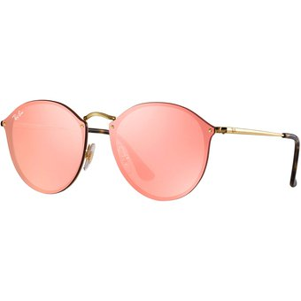 gafas ray ban rosa