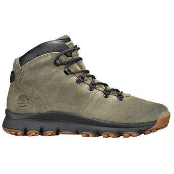 ce8160421b1 Compra Botas Hombre Timberland World Hiker-Verde online