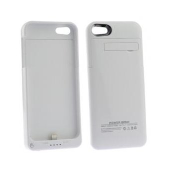 cc5bb795a3d Compra CARGADOR FUNDA PARA IPHONE 5S,5C 4200Mh SEAFON online | Linio ...