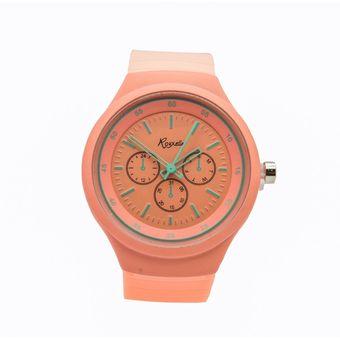 05dd199fb4aa Compra Reloj Analogico Goma Mujer Kipuy - Melon online