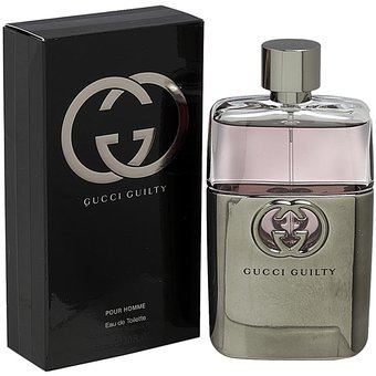 Compra Perfume Hombre Guilty Edt 90 Ml Gucci online  9a4e34726f2