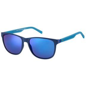 222ca17587 Lentes Tommy Hilfiger TH 1403/S Azul, Celeste; Azul