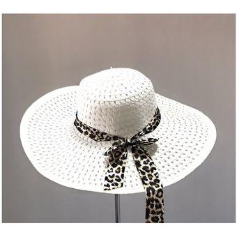 Compra Sombrero Ala Ancha Mujer Kast Store Paja - Blanco online ... c9adb28aada