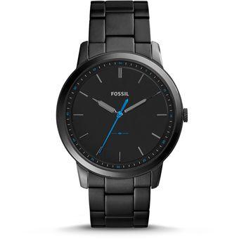 c90d56046179 Agotado Fossil - Reloj FS5308 The Minimalist Slim Three-Hand Black para  Hombre