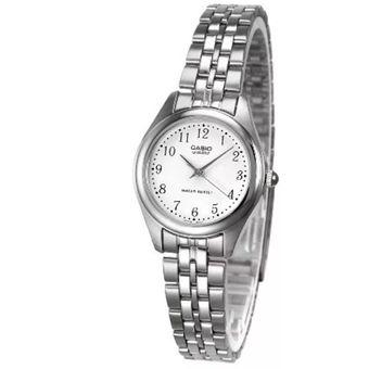 666b9c46dc6c Compra Reloj Casio Ltp-1129a-7b Para Dama -Plateado online