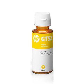 Botella de Tinta HP GT52-Amarillo