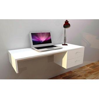 Compra muebles bonno escritorio flotante chris online for Escritorios de oficina lima