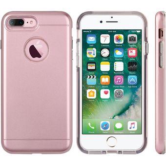 carcasa y protector iphone 7