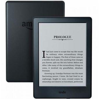 E-book Reader Kindle Amazon Wifi 4gb Touch 8va Gen. Mod 2016