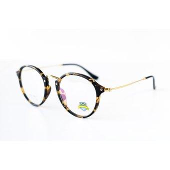 16aaee980e Compra Armazones para Lentes Opticos semi redondos Animal Print ...