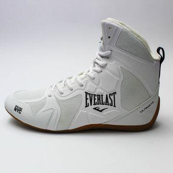 7b467098aaa Compra Botas Para Boxeo Ultimate Everlast - Blanco online