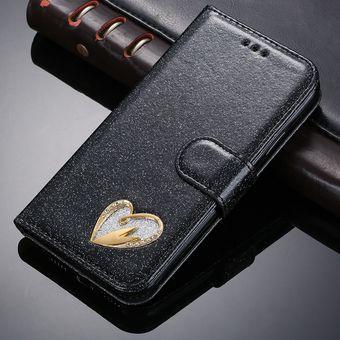 Lujosa Funda Magnética Tipo Billetera Con Tapa Para Iphone 11 Pro Xs Max X Xr 8 7 6s 6 Plus 5 5s Se 2020 Funda De Cuero De Lujo Para Teléfono Con Ranura Para Tarjetas
