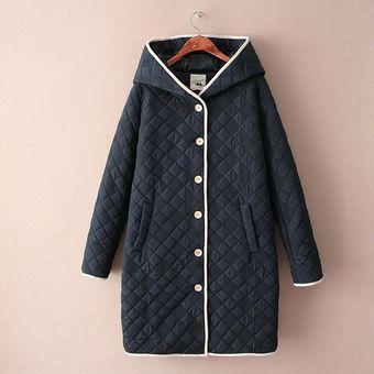 93dea3ac8de80 Compra Mujer Casacas Abrigo Con Capucha Para Invierno Tailun-Cool ...