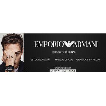 89fa136f05fe Compra Reloj Hombre Armani Ar 5905 - Original Certificado Armani ...