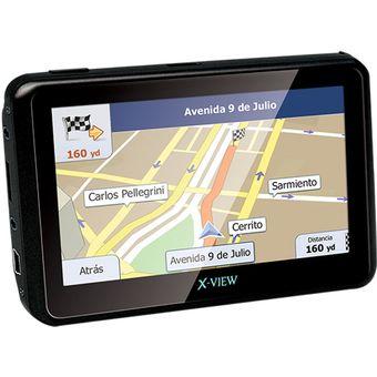 """GPS X-View 4.3"""" Venture Go"""