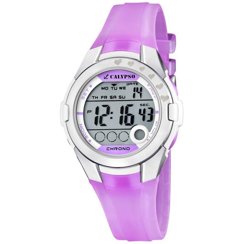 Reloj K5571/3 Morado Calypso Junior Collection Calypso