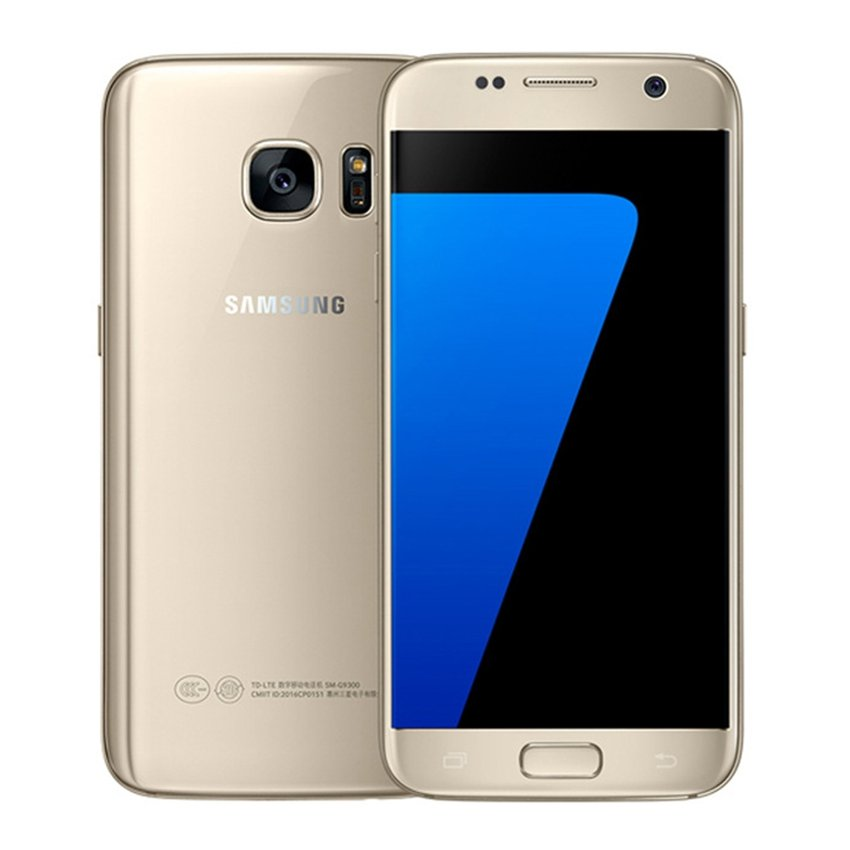 Smartphone Samsung Galaxy S7 Edge G935F 4+32GB Single Sim-Oro