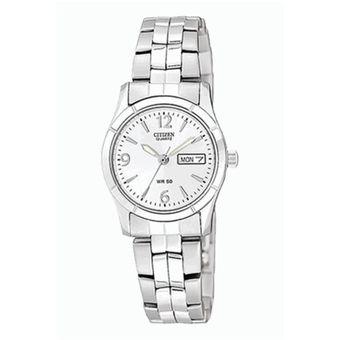 0d29bc2abf66 Compra Reloj Citizen EQ0540-57A para Dama-Plateado online