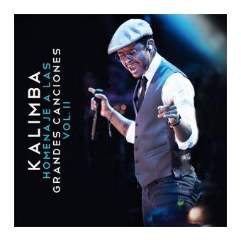 0dd530bfd Compra Kalimba - Homenaje A Las Grandes Canciones Vol. Ii (cd + Dvd ...