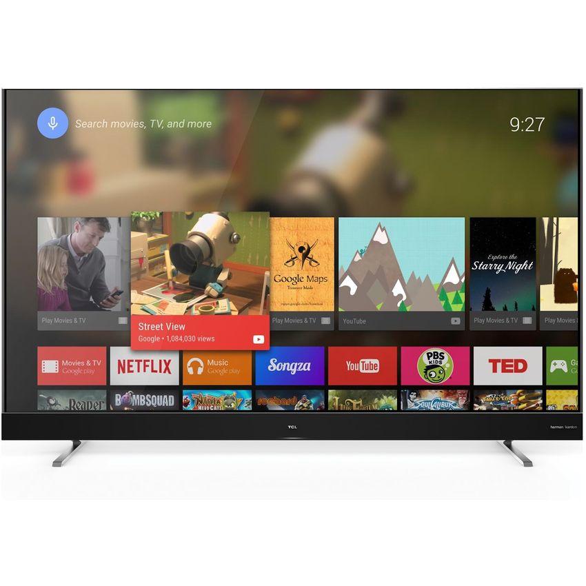 TV LED 4K 55″ TCL L55C2 4K ANDROID WIFI  AUDIO HARMAN/KARDON