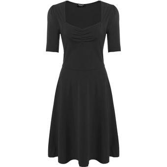 La dama vestida de negro argentina