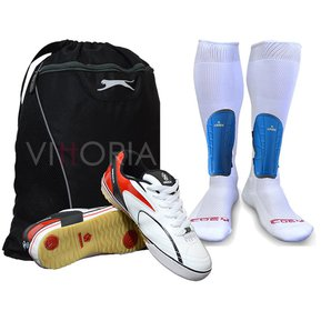Kit Futsal Micro Futbol Zapatillas Tenis Munich Medias Malet 7cdd0e75f61dd