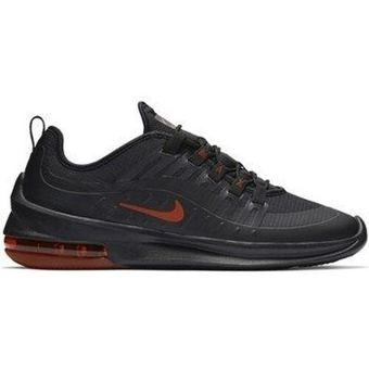 eb2d0aee Tenis Hombre Nike Air Max Axis Premium-Negro con Rojo