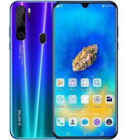 431a9ce31f1 Smartphone P35 Face / Fingerprint Unlock 6GB+128GB -Verde