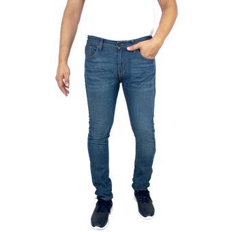 Jeans Breton De Mezclilla Para Hombre Corte Entubado Estilo Bjm030 Linio Mexico Br031fa13dpvxlmx