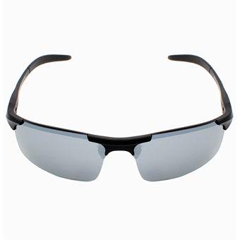 Agotado BLACK MAMUT Deportes Lentes De Sol Deportivos Para Ciclista Cristal  Polarizado Protección Solar UV400 Cristal Plateado 11cf3e4a2984