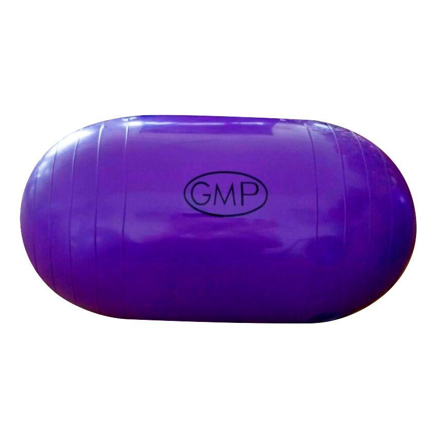 Pelota Ovalada GMP 35x70cm Violeta Yoga Pilates