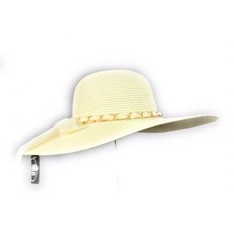 Compra Sombrero Ala Ancha Mujer Kast Store Paja - Ivory online ... 2097e9e1c1e