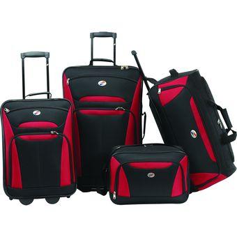 1b4ef4a1f Compra Set de Cuatro Maletas de Viaje American Tourister Bari ...
