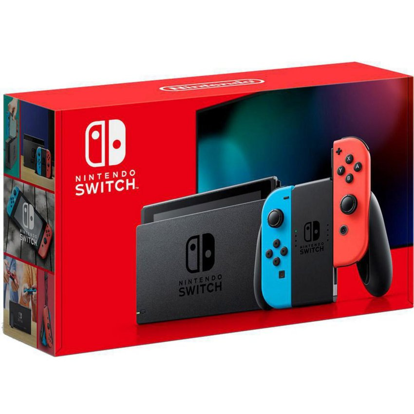 Consola Nintendo Switch 32GB Neon