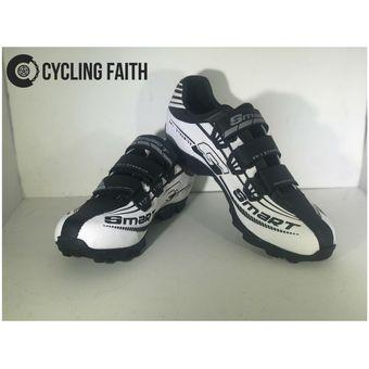 Amazonas estilo popular precio bajo Zapatillas Para Ciclismo De Ruta Smart SM3 SM0001M Blanca Negra