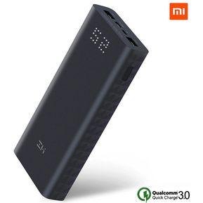 31049d1ce03 Xiaomi Aura Led Power Bank Cargador Portatil 20.000mAh Fast Charger 3A