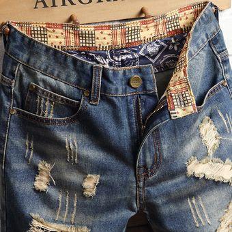 Pantalones Vaqueros Cortos Rasgados Para Hombre Ropa De Marca Bermudas De Algodon Pantalones Cortos De Tela Vaquera Transpirables Para Hombre Nueva Moda Talla 28 40 782blue Linio Colombia Ge063fa10b6nzlco