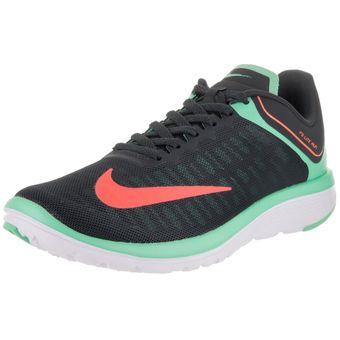 0f840dd8aae Compra Zapatos Running Mujer Nike Wmns FS Lite Run 4-Gris online ...